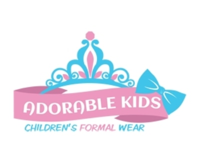 Shop Adorable Kids logo