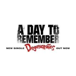 Shop A Day To Remember logo