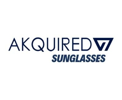 Shop Akquired Sunglasses logo