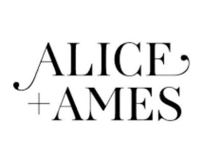 Shop Alice + Ames logo