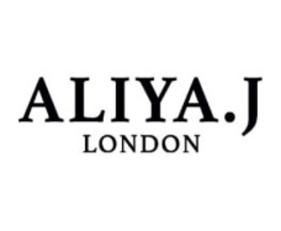 Shop Aliya. J London logo