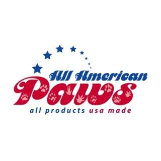 Shop All American Paws logo