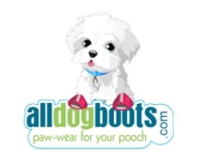 Shop All Dog Boots logo