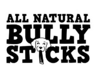 Shop All Natural Bully Sticks logo