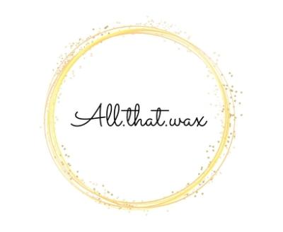 Shop All That Wax logo