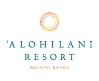 Shop Alohilani Resort logo