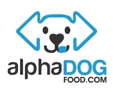 Shop Alpha Dog Food logo