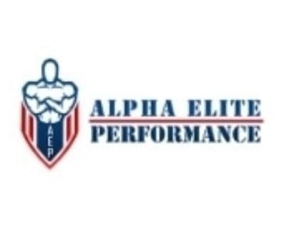 Shop Alpha Elite Performance logo