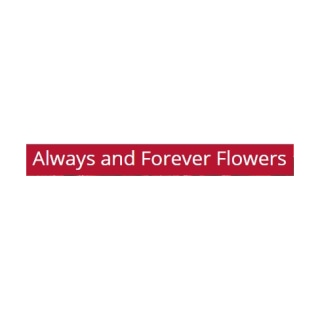 Shop Always and Forever Flowers logo