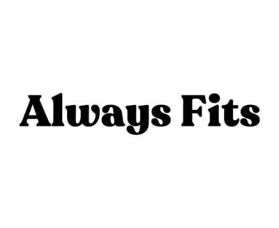 Shop AlwaysFits.com logo