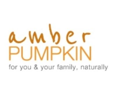 Shop Amber Pumpkin logo