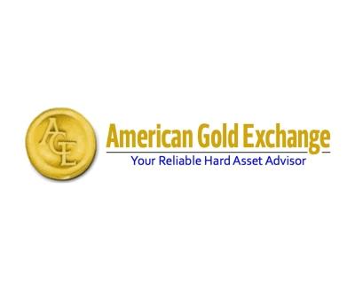 Shop American Gold Exchange logo