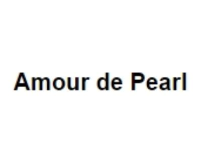 Shop Amour de pearl logo