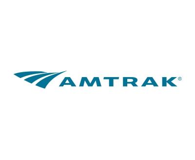 Shop Amtrak logo