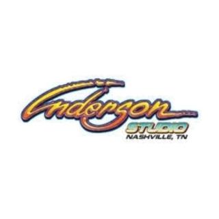 Shop Anderson Studio logo