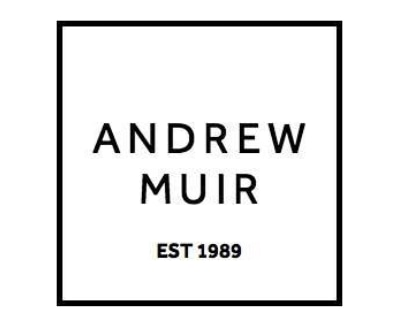 Shop Andrew Muir logo