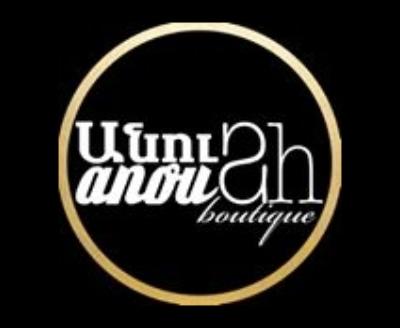 Shop ANOUSH logo