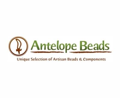 Shop Antelope Beads logo