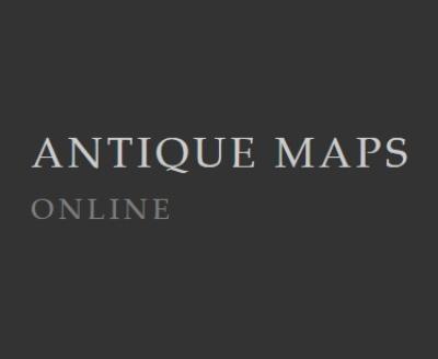 Shop Antique Maps Online logo