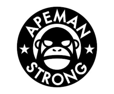 Shop Apeman Strong logo