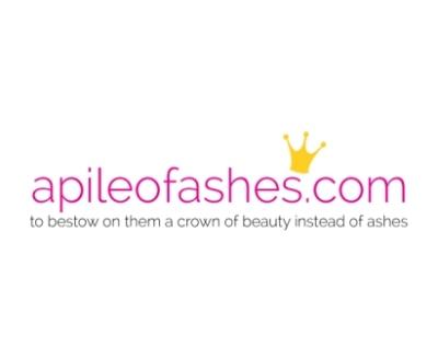Shop A Pile Of Ashes logo