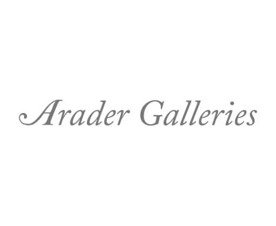 Shop Arader Galleries logo