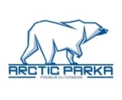 Shop Arctic Parka logo
