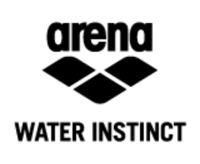 Shop Arena Water Instinct logo