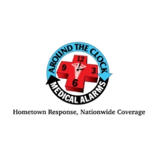 Shop Around the Clock Medical Alarms logo
