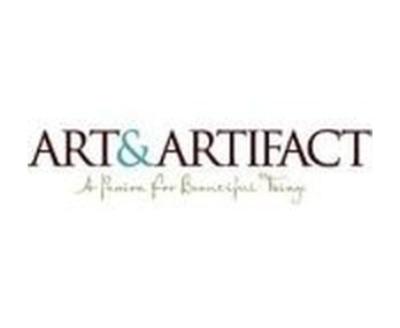 Shop Art & Artifact logo
