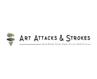 Shop Art Attacks & Strokes logo