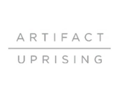 Shop Artifact Uprising logo