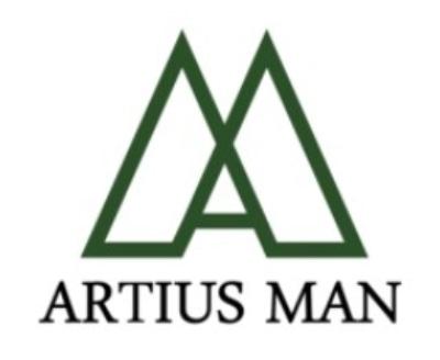 Shop Artius Man logo