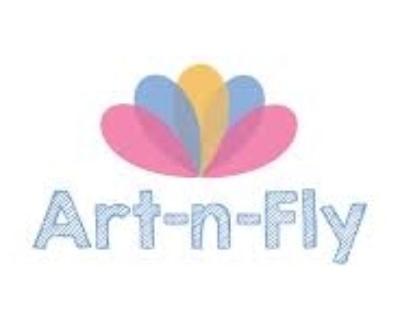 Shop Art-n-Fly logo