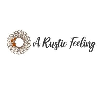Shop A Rustic Feeling logo