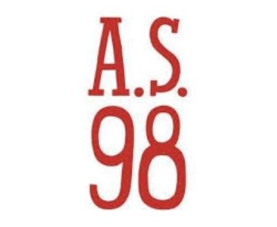 Shop A.S. 98 logo