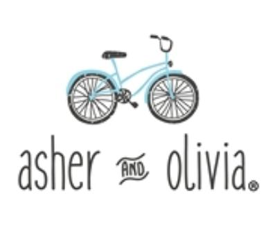 Shop ASHER AND OLIVIA logo