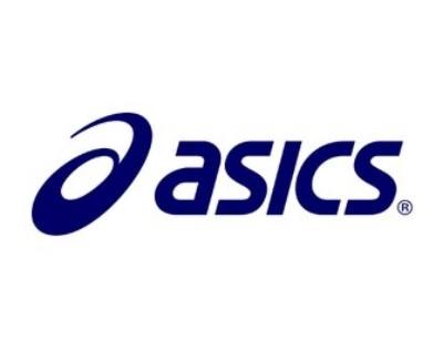Shop ASICS logo