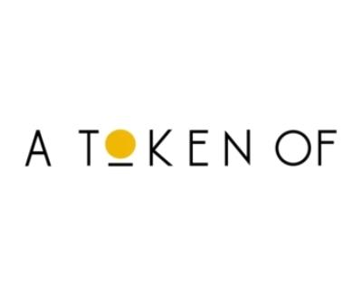Shop A Token Of logo