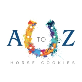 Shop A to Z Horse Cookies logo