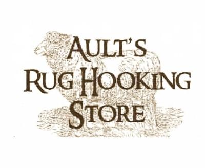 Shop Ault's Rug Hooking Shop logo