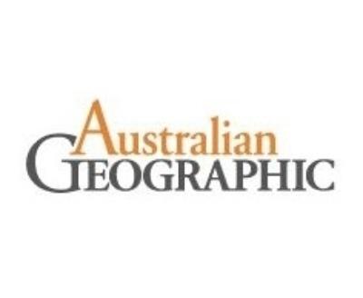 Shop Australian Geographic logo