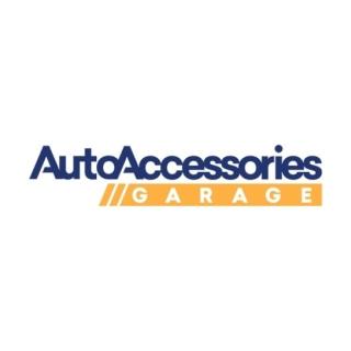 Shop Auto Accessories Garage logo