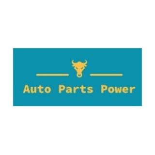 Shop Auto Parts Power logo