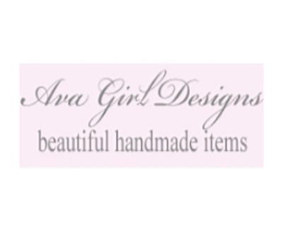 Shop Ava Girl Designs logo