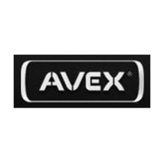 Shop AVEX logo