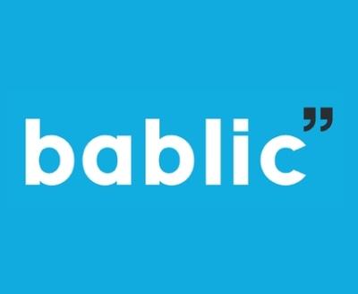 Shop Bablic logo