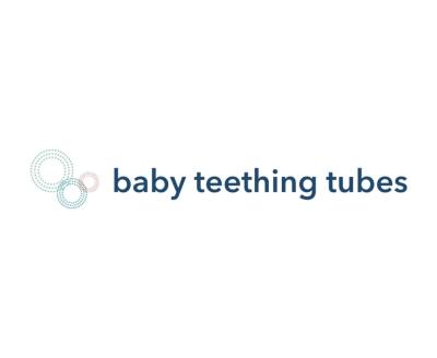 Shop Baby Teething Tubes logo