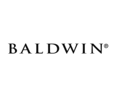 Shop Baldwin Hardware logo