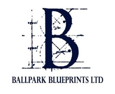 Shop Ballpark Blueprints logo